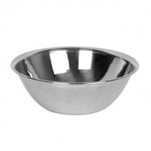 Thunder Group SLMB005 Stainless Steel Mixing Bowl 5 Qt. - 2 doz