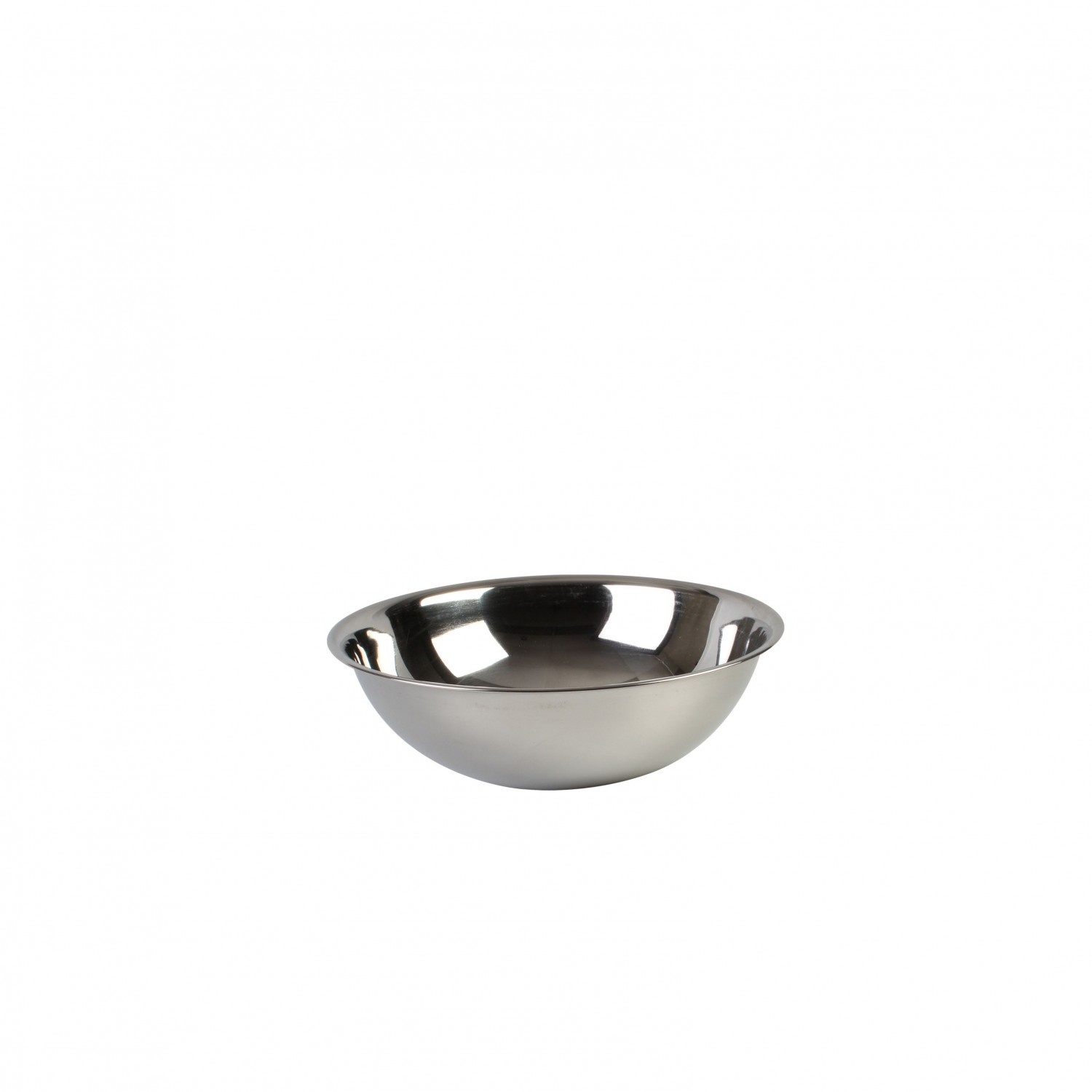 Thunder Group SLMB203 Heavy Duty Stainless Steel Mixing Bowl 3 Qt. - 2 doz