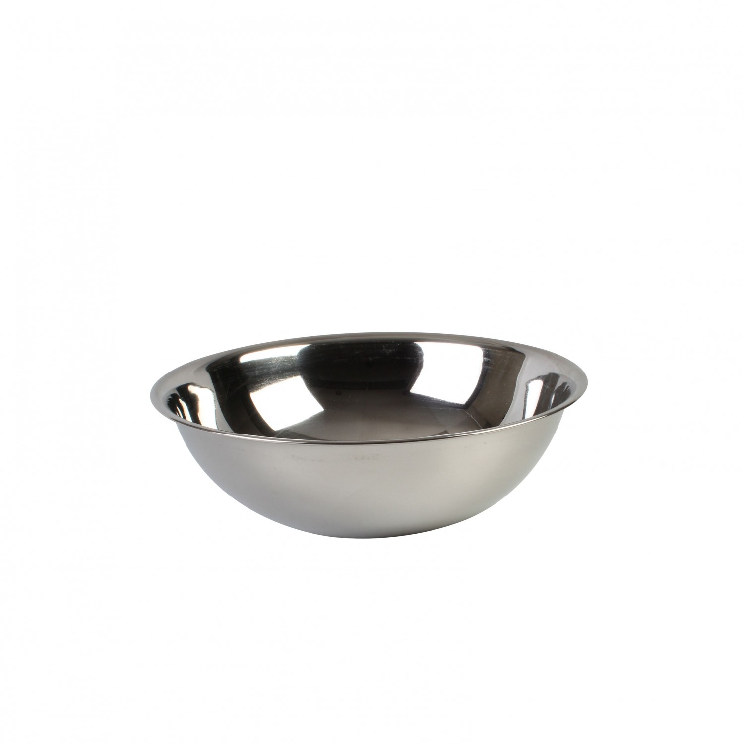 Thunder Group SLMB205 Heavy Duty Stainless Steel Mixing Bowl 5 Qt. - 1 doz
