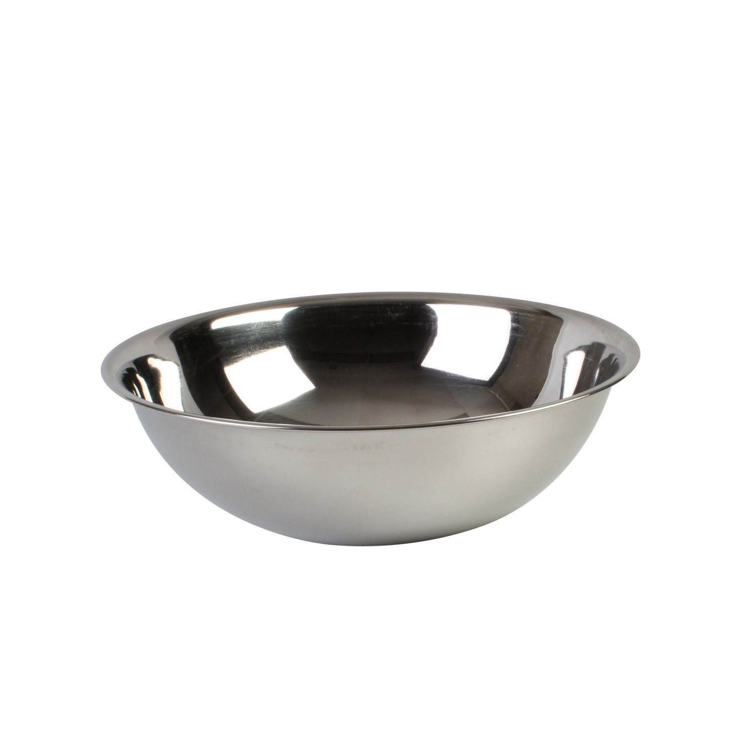 Thunder Group SLMB207 Heavy Duty Stainless Steel Mixing Bowl 13 Qt.- 1 doz