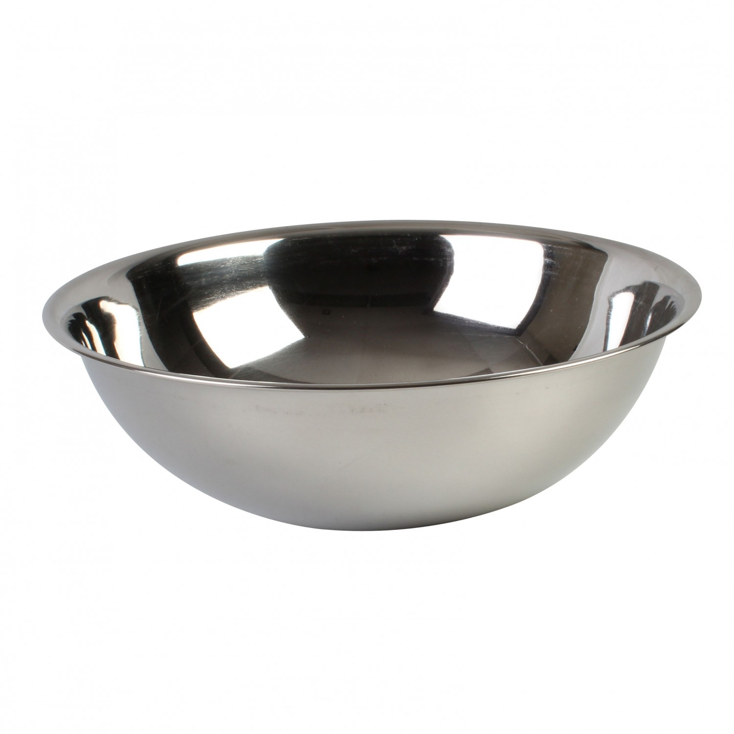 Thunder Group SLMB209 Heavy Duty Stainless Steel Mixing Bowl 20 Qt.