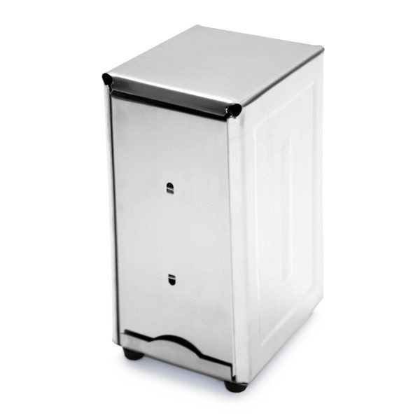Thunder Group SLNH001 Tall Stainless Steel Napkin Dispenser