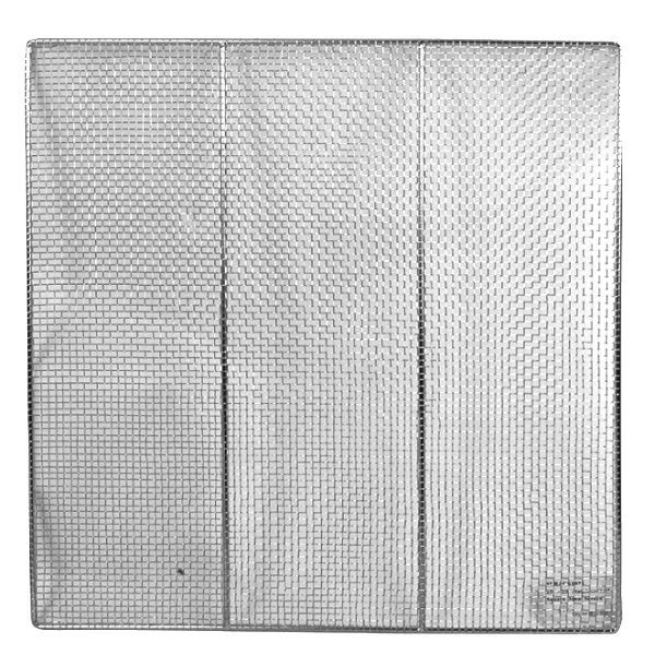 "Thunder Group SLRACK0019 Stainless Steel Donut Screen 19"" - 1 doz"