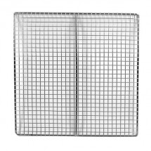 "Thunder Group SLRACK1313 Fryer Screen 13-1/2"" x 13-1/2"" - 1 doz"