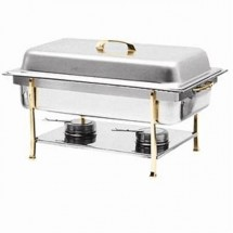 Thunder Group SLRCF0840 Full Size Regular Chafer 8 Qt.