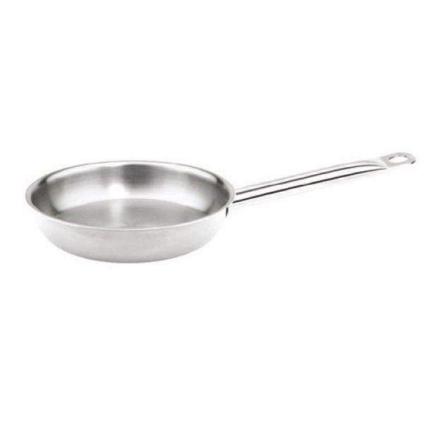 Thunder Group SLSFP008 Stainless Steel Fry Pan 8""