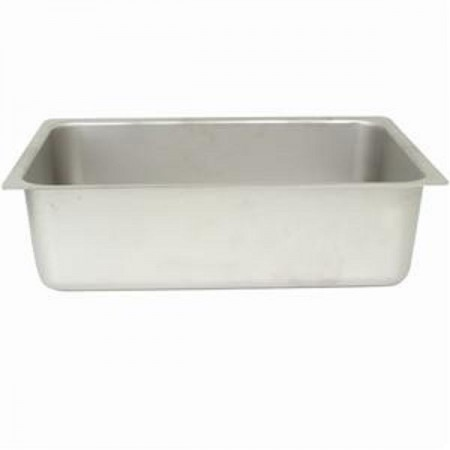 Thunder Group SLSPG001 Stainless Steel Spillage Pan - 1/2 doz