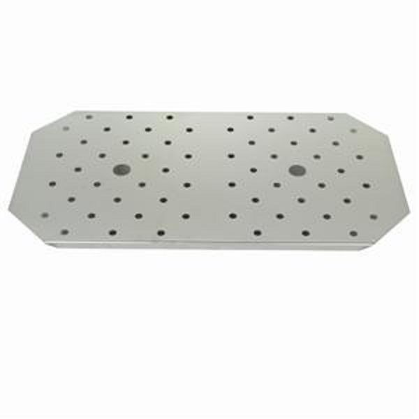 "Thunder Group SLTHFB010 Stainless Steel False Bottom 10-1/2"" x 8-1/4"""