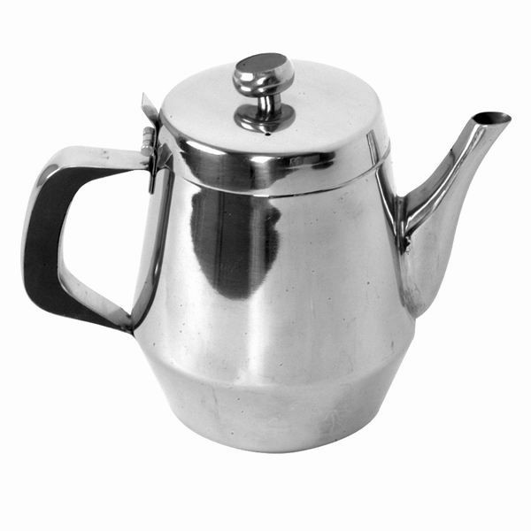 Thunder Group SLTP001 20 oz. Stainless Steel Tea Pot