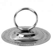 "Thunder Group SLTWMH004 Ring Menu Holder 4"" - 6 doz"