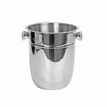 Thunder Group SLWB001 Stainless Steel Wine Bucket 8 Qt. - 1/2 doz