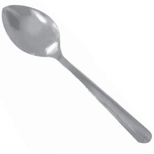 Thunder Group SLWD001 Windsor Sugar Spoon - 2 doz
