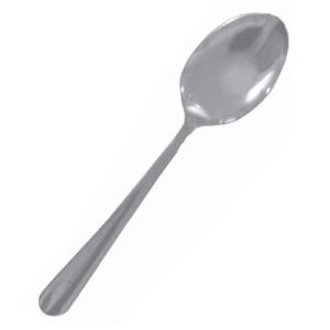 Thunder Group SLWD011 Windsor Stainless Steel Table Spoon - 2 doz