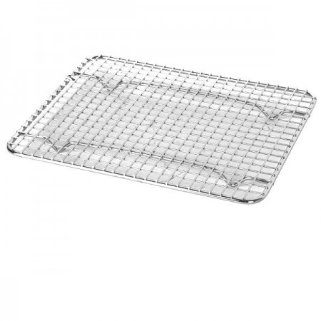 """Thunder Group SLWG002 Half Size Wire Grate 8"""" x 10"""" - 50 pcs"""