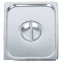 Thunder Group STPA7000C Full Size Solid Steam Pan Cover - 1 doz