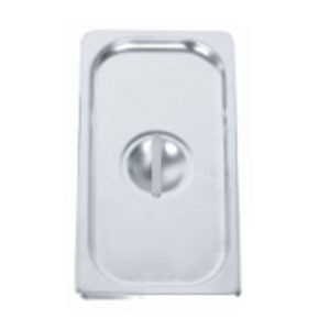 Thunder Group STPA7120C Half Size Steam Pan Cover - 1 doz