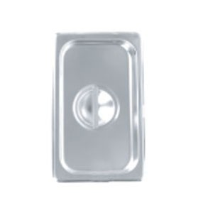 Thunder Group STPA7130C Third Size Steam Table Pan Cover - 1 doz