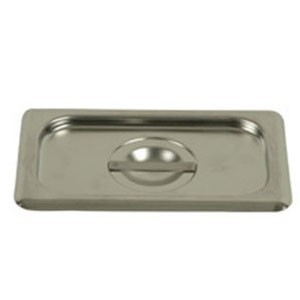 Thunder Group STPA7160C Sixth Size Steam Pan Cover - 1 doz
