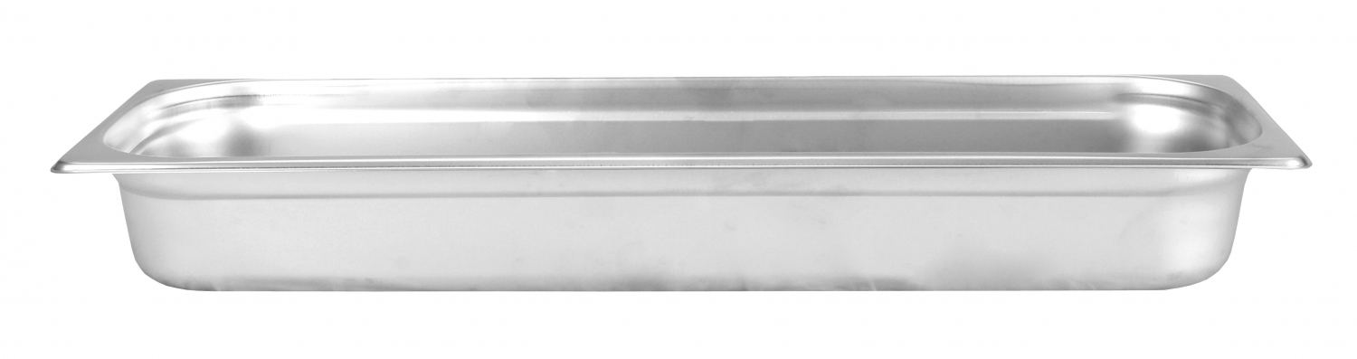 Thunder Group STPA8122L Half Size Long Anti-Jam Steam Pan 2-1/2""