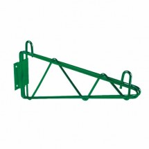 Thunder Group WBEP014 Epoxy Coated Wall Bracket 14""