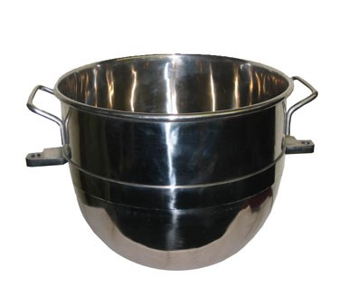 Thunderbird ARM-40-44 40 Qt. Stainless Steel Bowl