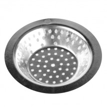 TigerChef Stainless Steel Strainer 3-1/2""