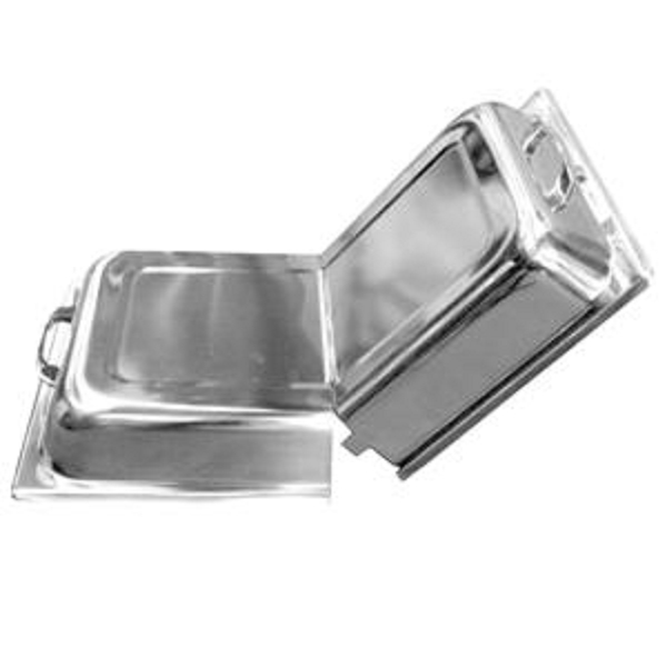 TigerChef Stainless Steel Hinged Dome Cover