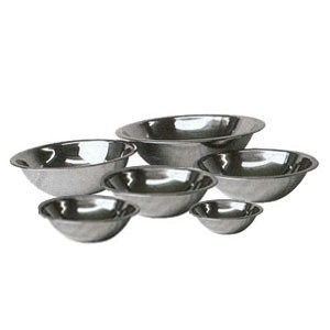 TigerChef 6-Piece Mixing Bowl Set