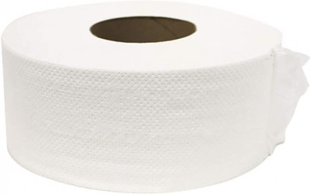 TigerChef 2-Ply Jumbo Toilet Paper Roll 9