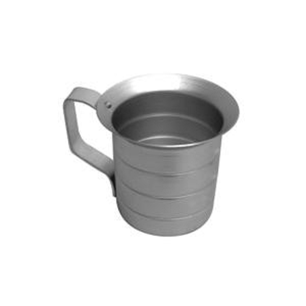 TigerChef Aluminum Liquid Measuring Cup 1/2 Qt.