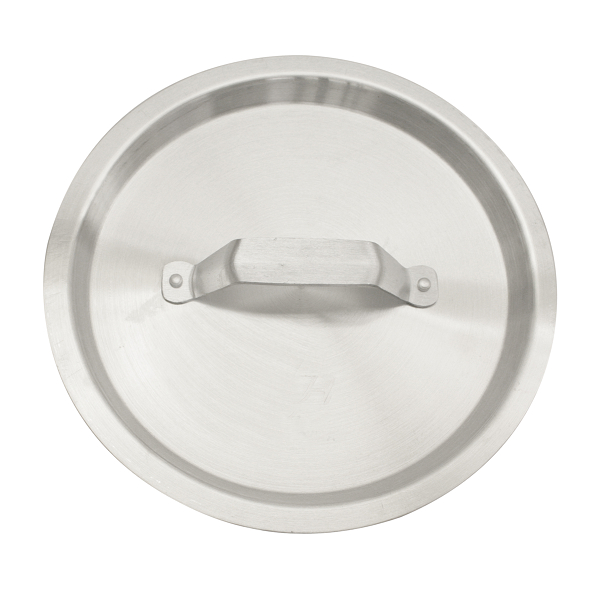 TigerChef Aluminum Sauce Pot Lid 60 Qt.