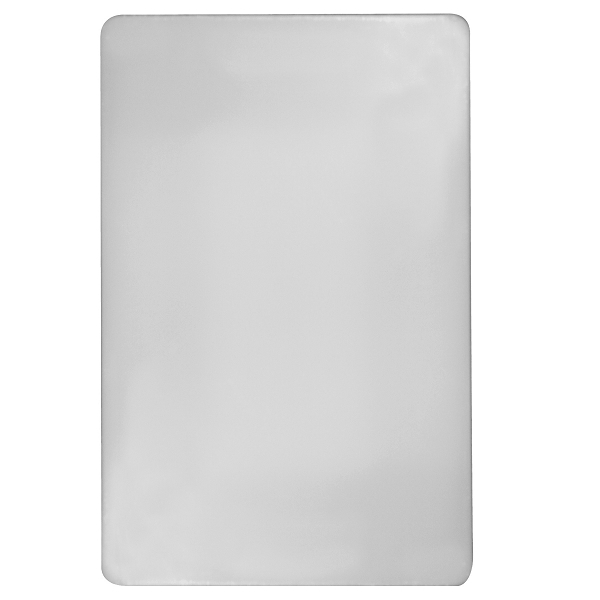 "TigerChef Plastic Cutting Board 18"" x 24"""