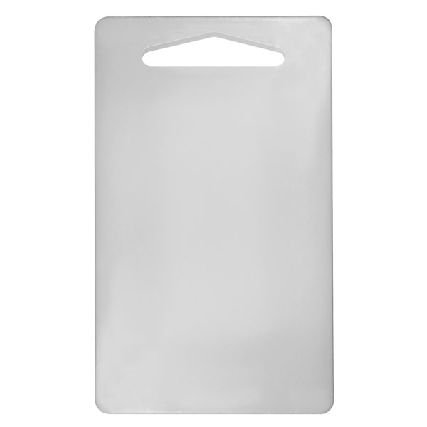 "TigerChef Plastic Cutting Board 6"" x 10"""