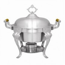 TigerChef Deluxe Round Chafer 5 Qt.