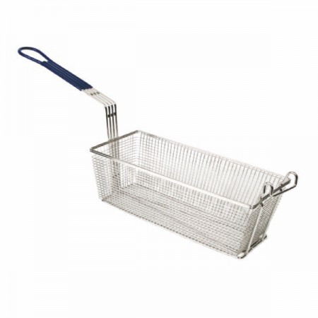 "TigerChef Fryer Basket 13-3/8"" x 5-3/4"" x 5-3/4"""