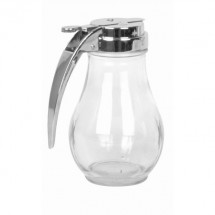 TigerChef Glass Syrup Dispenser 14 oz.
