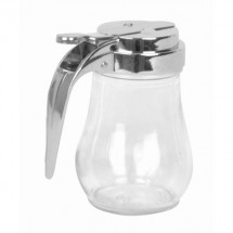 TigerChef Glass Syrup Dispenser 6 oz.