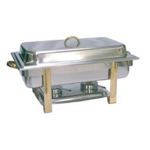 TigerChef-Gold-Accented-Oblong-Chafer-8-Qt-