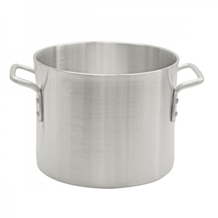 TigerChef Heavy Duty Aluminum Stock Pot 24 Qt.