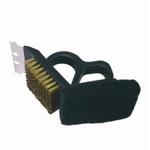 TigerChef Heavy Duty Steel Bristle Brush
