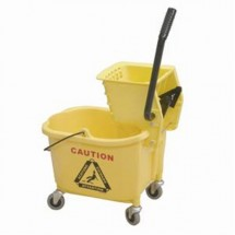 TigerChef Mop Bucket With Wringer 36 Qt.