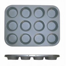 TigerChef Non-Stick 12 Cup Muffin Pan