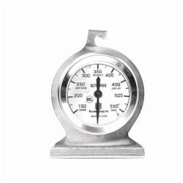 TigerChef Oven Dial Thermometer 150°F to 550°F