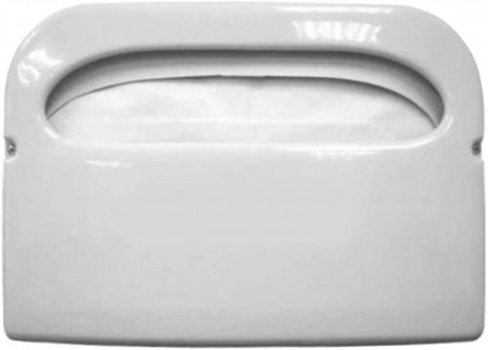 TigerChef Plastic Toilet Seat Cover Dispenser with 1,000 Toilet Seat Covers