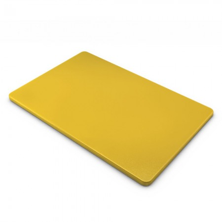 "TigerChef Polyethylene Color Cutting Board 15"" x 20"""