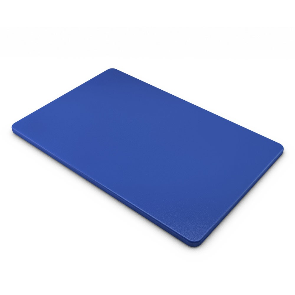 "TigerChef Polyethylene Color Cutting Board 18""  x 24"""