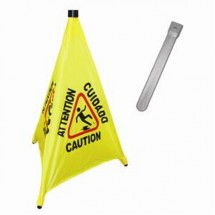 TigerChef-Pop-Up-Safety-Cone-31-quot-