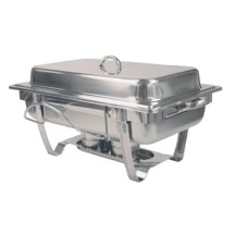 TigerChef Rectangular Stackable Chafer 8 Qt.