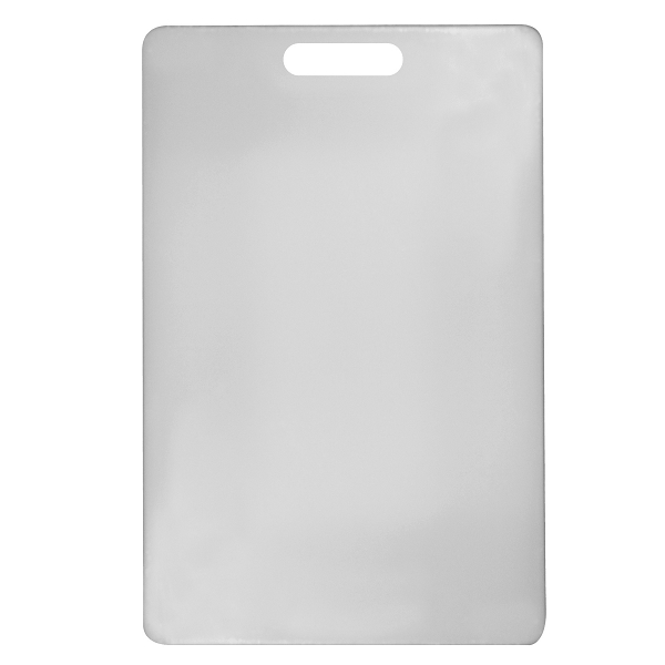 "TigerChef Small Plastic Cutting Board 9""  x 15"""
