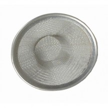 TigerChef Small Stainless Steel Mesh Sink Strainer 2""